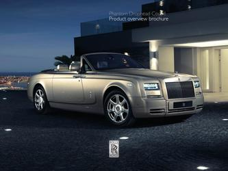 2014 Rolls Royce Phantom Drophead Coupé