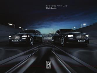 2016-2 Rolls Royce Black Badge