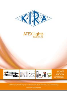 ATEX lights Version 3.0