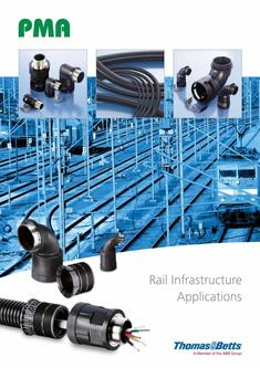Rail Infrastructure Applications 2015