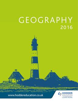 Geography 2016