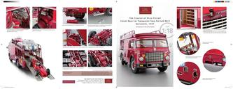 M-084 Ferrari Race Car Transporter 2015