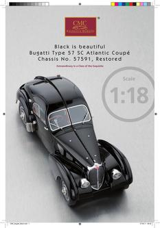 M-085 Bugatti Type 57SC Atlantic 2015