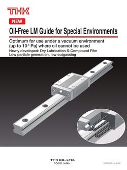 Oil-Free LM Guide for Special Environments 2015