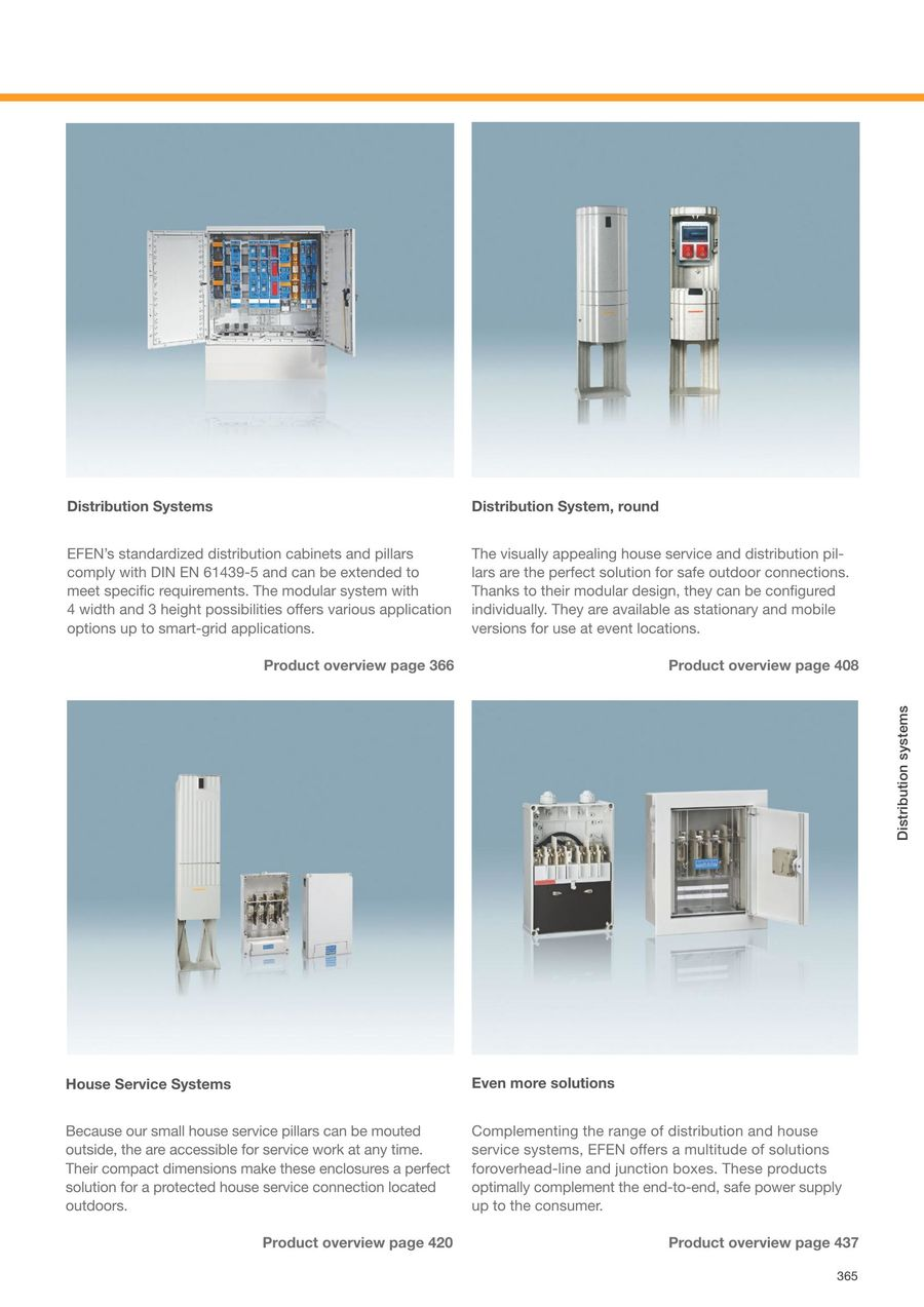 Distribution systems 2015 by EFEN