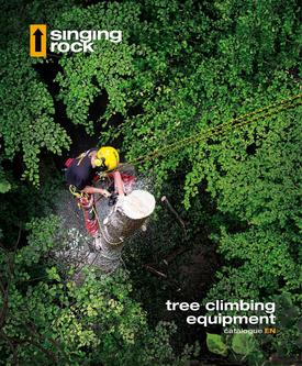 Singing Rock Tree Climbing Equipment 2014