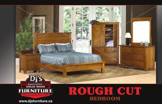 Rough Cut Bedroom Collection 2015
