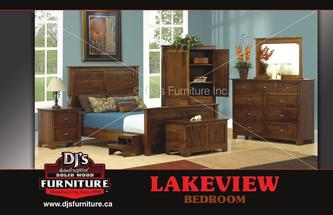 Lakeview Bedroom Collection 2015