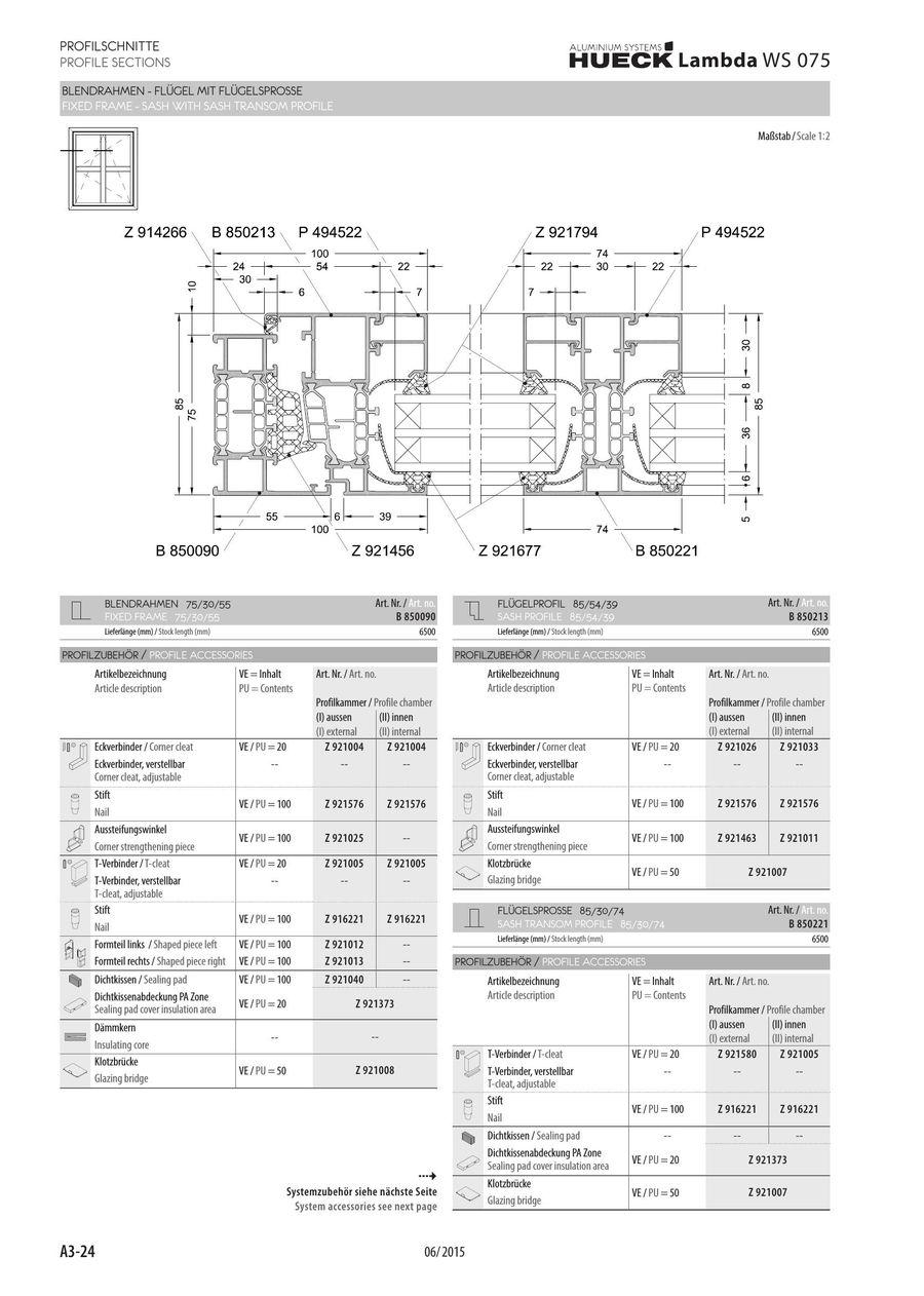 Reidl Senkkopf Blechschrauben 5,5 x 38 mm DIN 7982 blank 10 St/ück