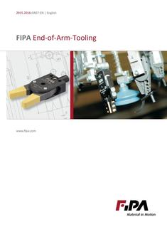 Robotic End-of-Arm-Tooling 2015