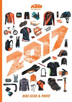 KTM Gear and Parts 2017