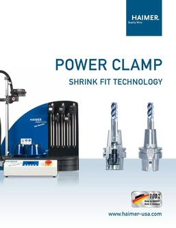 Shrink Fit Technology Power Clamp 2015