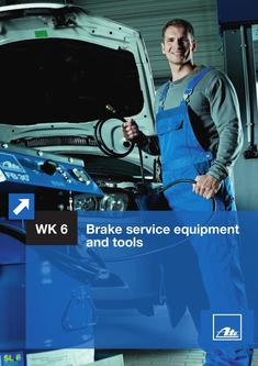 Brake Service Equipment and tools 2015