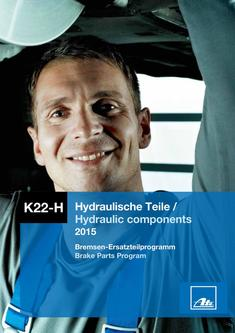 Hydraulic components 2015