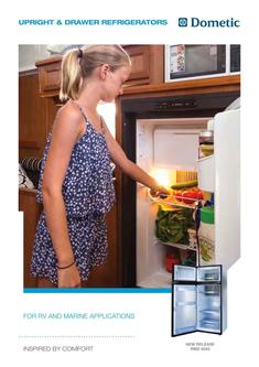 Upright and Drawer Refrigeration 2015