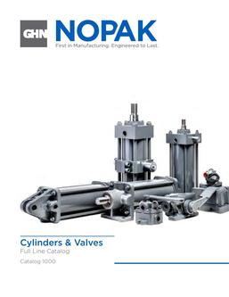 Nopak Full Line Catalog 2015
