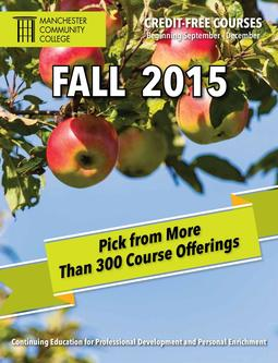 Fall 2015 Credit-Free Catalog