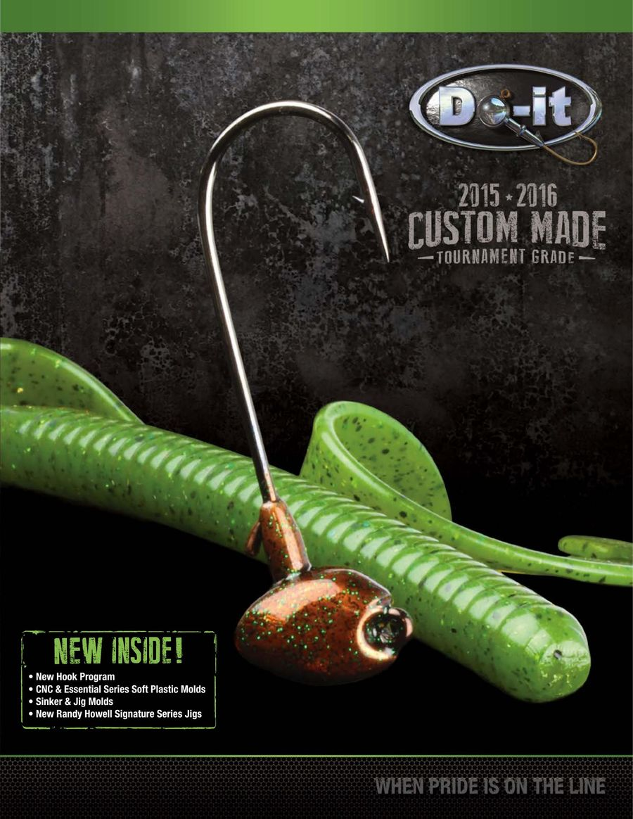 Do-it Molds 2016 Catalog by Do-it Molds