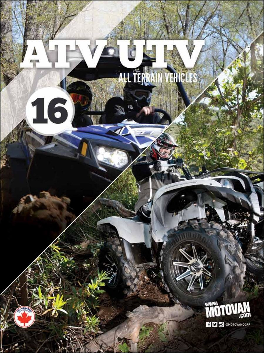 2016 Atv Accessories By Motovan Yamaha Grizzly Wiring Diagram Plug Accessory