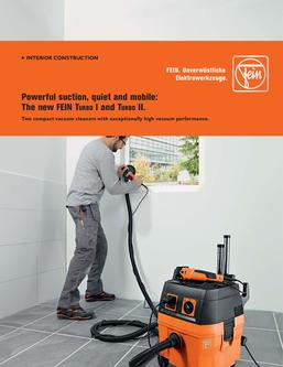Compact vacuum cleaners