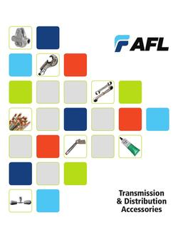 Transmission and Distribution Catalog 2016