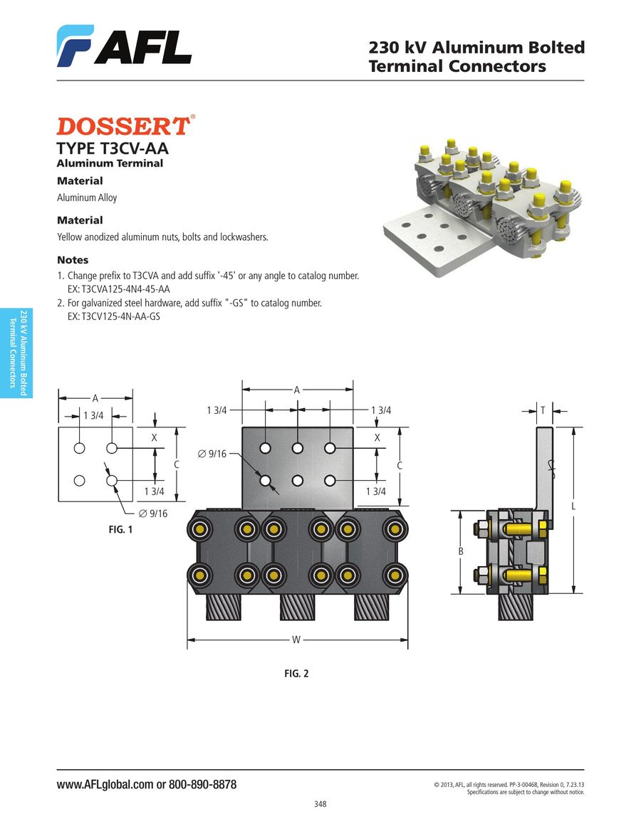 Page 105 Of Substation 230kv Aluminum Bolted 2016 Wiring Connectors P 122