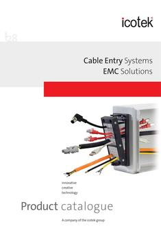 Cable Entry Systems 2015/2016 (english international)