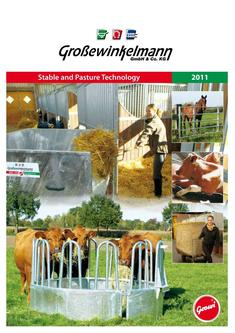 Stable and Pasture Technology 2015