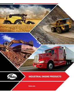 Industrial Engines 2016
