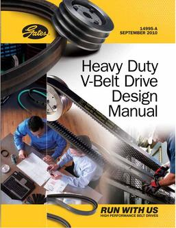 Heavy Duty V-Belt Drive Design 2014