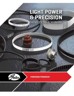 Light Power and Precision Drive Design 2014