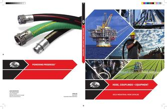 Industrial Hose Products 2016