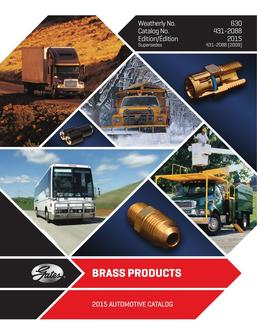 Brass Products 2016