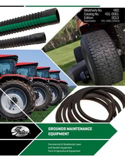 Grounds Maintenance Equipment 2016