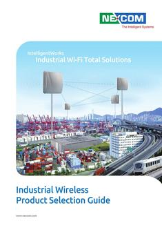 Industrial Wireless Product Selection Guide 2014