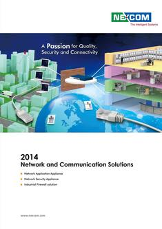 2014 Network and Communication Solutions