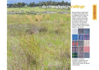 College Dresses & Tunics Catalogue 2014-2015