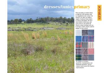 Primary Dresses & Tunics 2014-2015