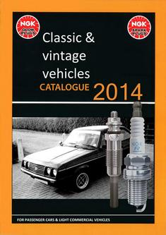 Classic vehicles spark plugs 2014