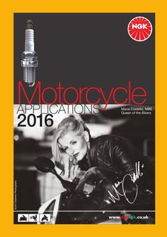 Motorcycle spark plugs 2016