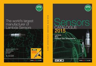 Sensors catalogue 2015