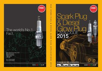 Spark Plugs and Diesel Glow Plugs 2015