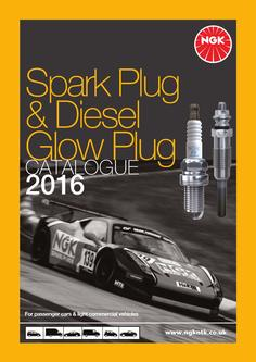 Spark Plugs and Diesel Glow Plugs 2016