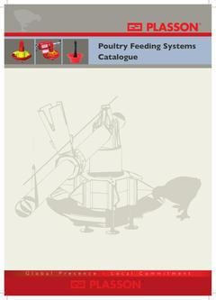 Poultry Feeding Systems 2016