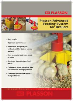 Feeding System for Broilers 2016