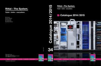 Catalogue 34, edition 2014/2015