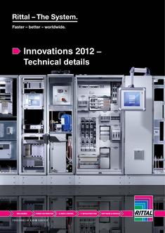 Innovations 2012 – Technical details