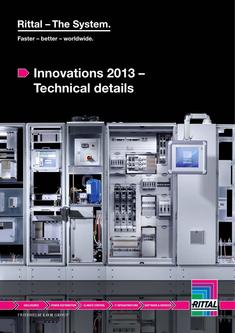 Innovations 2013 – Technical details