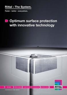 Optimum surface protection with innovative technology 2015