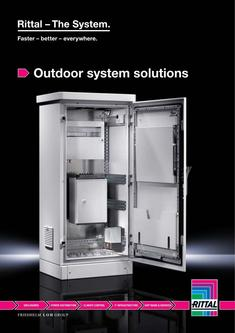 Outdoor system solutions 2014